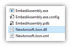 Embedding  NET Assemblies inside  NET Assemblies – Denham Coder